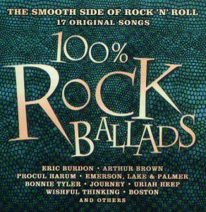 Cover - Air Supply: 100% Rock Ballads