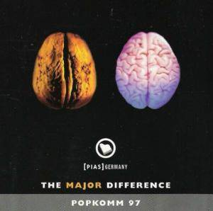 Cover - Maas: Major Difference: Popkomm 97, The