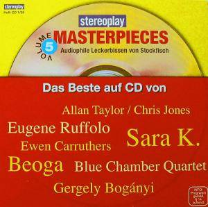 Stereoplay Masterpieces Vol. 5 - Cover