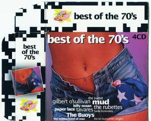 Cover - Kincade: Best Of The 70's
