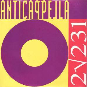 Cover - Anticappella: 2√231