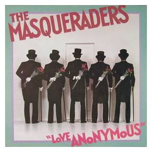 The Masqueraders: Love Anonymous - Cover