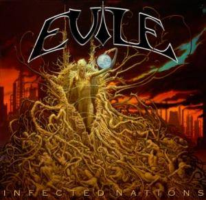 Evile: Infected Nations (CD + DVD) - Bild 1