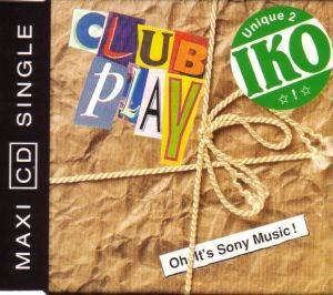 Cover - Unique II: Iko
