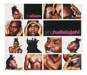 Dr. Alban: Sing Hallelujah! - Cover