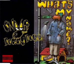 Cover - Snoop Doggy Dogg: What's My Name?