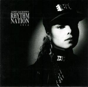 Cover - Janet Jackson: Rhythm Nation 1814