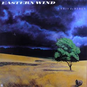 Chris de Burgh: Eastern Wind (LP) - Bild 1
