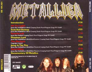 Metallica: Bay Area Trashers (CD) - Bild 3