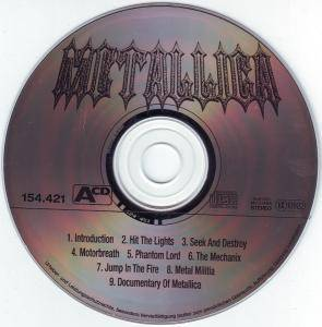 Metallica: Bay Area Trashers (CD) - Bild 4