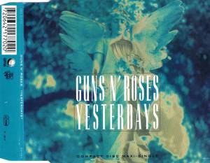 Guns N' Roses: Yesterdays (Single-CD) - Bild 2