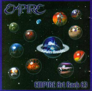 Cover - Arjen Anthony Lucassen's Star One: Empire Art Rock - E. A. R. 63