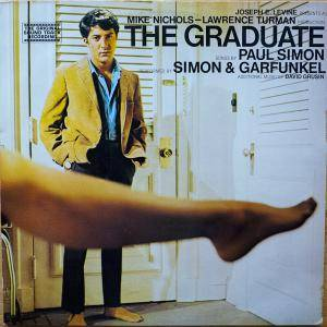 Simon & Garfunkel: Graduate, The - Cover