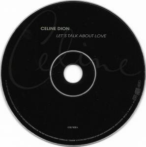 Céline Dion: Let's Talk About Love (CD) - Bild 3