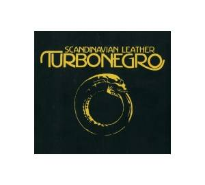 Turbonegro: Scandinavian Leather - Cover