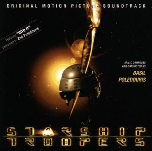 Basil Poledouris: Starship Troopers - Cover