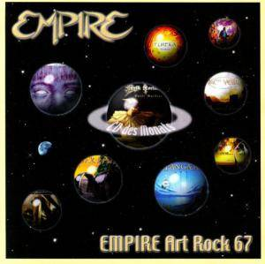 Cover - Conspiracy: Empire Art Rock - E. A. R. 67