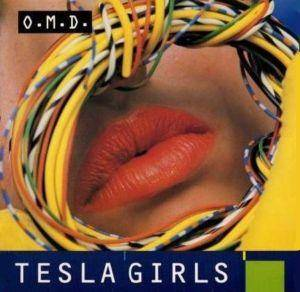 Orchestral Manoeuvres In The Dark: Tesla Girls - Cover