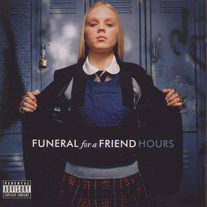 Funeral For A Friend: Hours (CD) - Bild 1