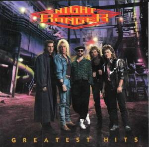 Night Ranger: Greatest Hits - Cover