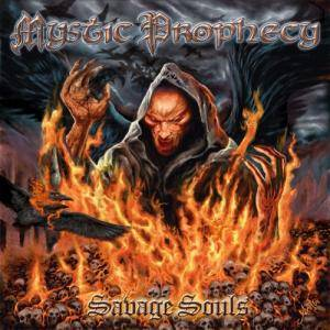 Mystic Prophecy: Savage Souls (CD + DVD) - Bild 1