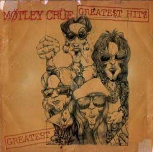 Mötley Crüe: Greatest Hits - Cover