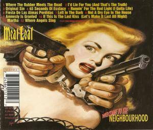 Meat Loaf: Welcome To The Neighbourhood (CD) - Bild 2
