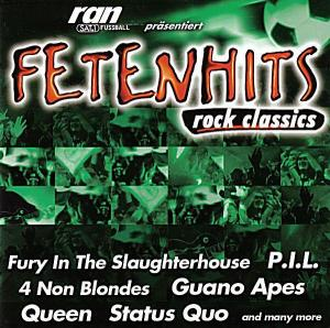 Cover - Various Artists/Sampler: Fetenhits - Rock Classics