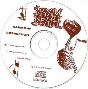 Napalm Death: Harmony Corruption (CD) - Bild 4