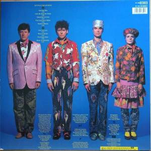 Talking Heads: Little Creatures (LP) - Bild 3