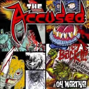 The Accüsed: Oh Martha! (CD) - Bild 1
