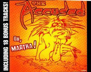 The Accüsed: Oh Martha! (CD) - Bild 5