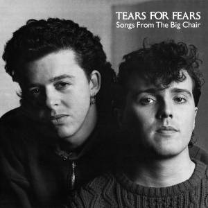 Tears For Fears: Songs From The Big Chair (LP) - Bild 1