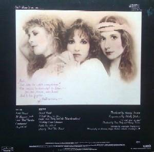 Stevie Nicks: The Wild Heart (LP) - Bild 2
