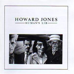Howard Jones: Human's Lib (LP) - Bild 1