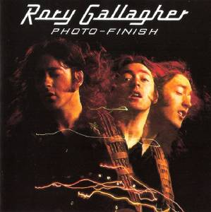 Cover - Rory Gallagher: Photo-Finish