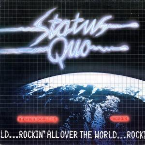 Status Quo: Rockin' All Over The World - Cover