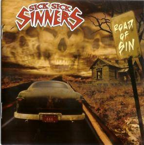 Cover - Sick Sick Sinners: Road Of Sin