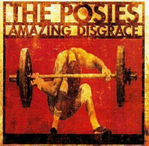 The Posies: Amazing Disgrace - Cover