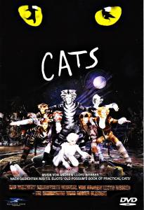 Andrew Lloyd Webber: Cats - Cover