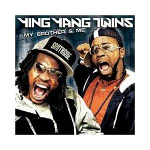 Cover - Ying Yang Twins: My Brother & Me