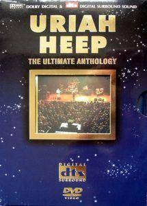 Uriah Heep: Ultimate Anthology, The - Cover