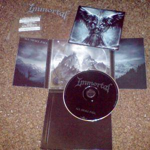 Immortal: All Shall Fall (CD) - Bild 4