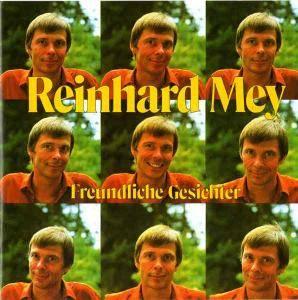Reinhard Mey: Freundliche Gesichter (CD) - Bild 1
