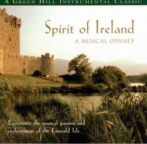 Cover - David Arkenstone: Spirit Of Ireland