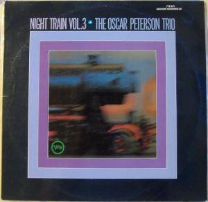 Oscar Peterson Trio: Night Train Vol. 3 (LP) - Bild 1