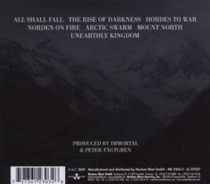 Immortal: All Shall Fall (CD) - Bild 2