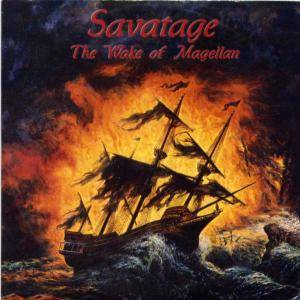 Cover - Savatage: Wake Of Magellan, The
