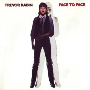 Trevor Rabin: Face To Face - Cover