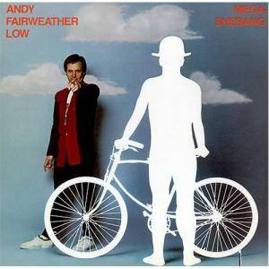 Cover - Andy Fairweather Low: Mega-Shebang